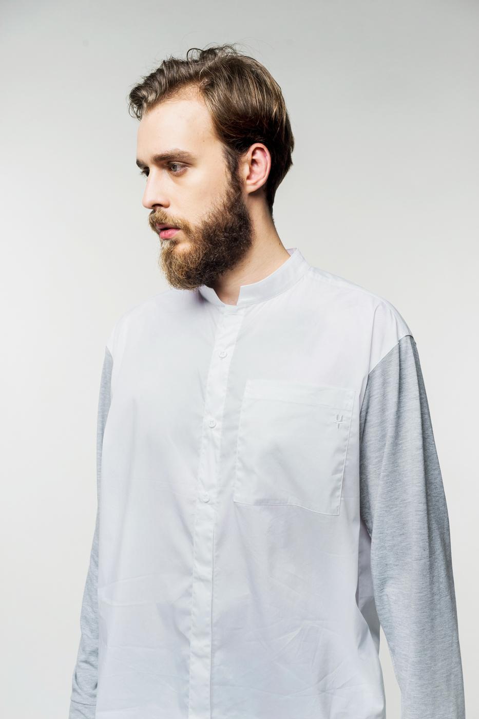 Купить Комбинированная рубашка, Urbantiger