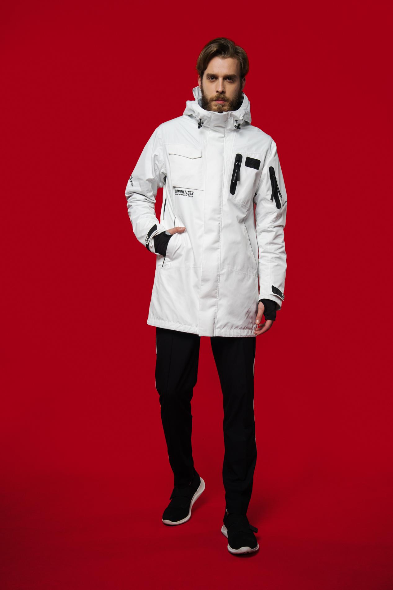 Купить Куртка с инновационными деталями, Urbantiger