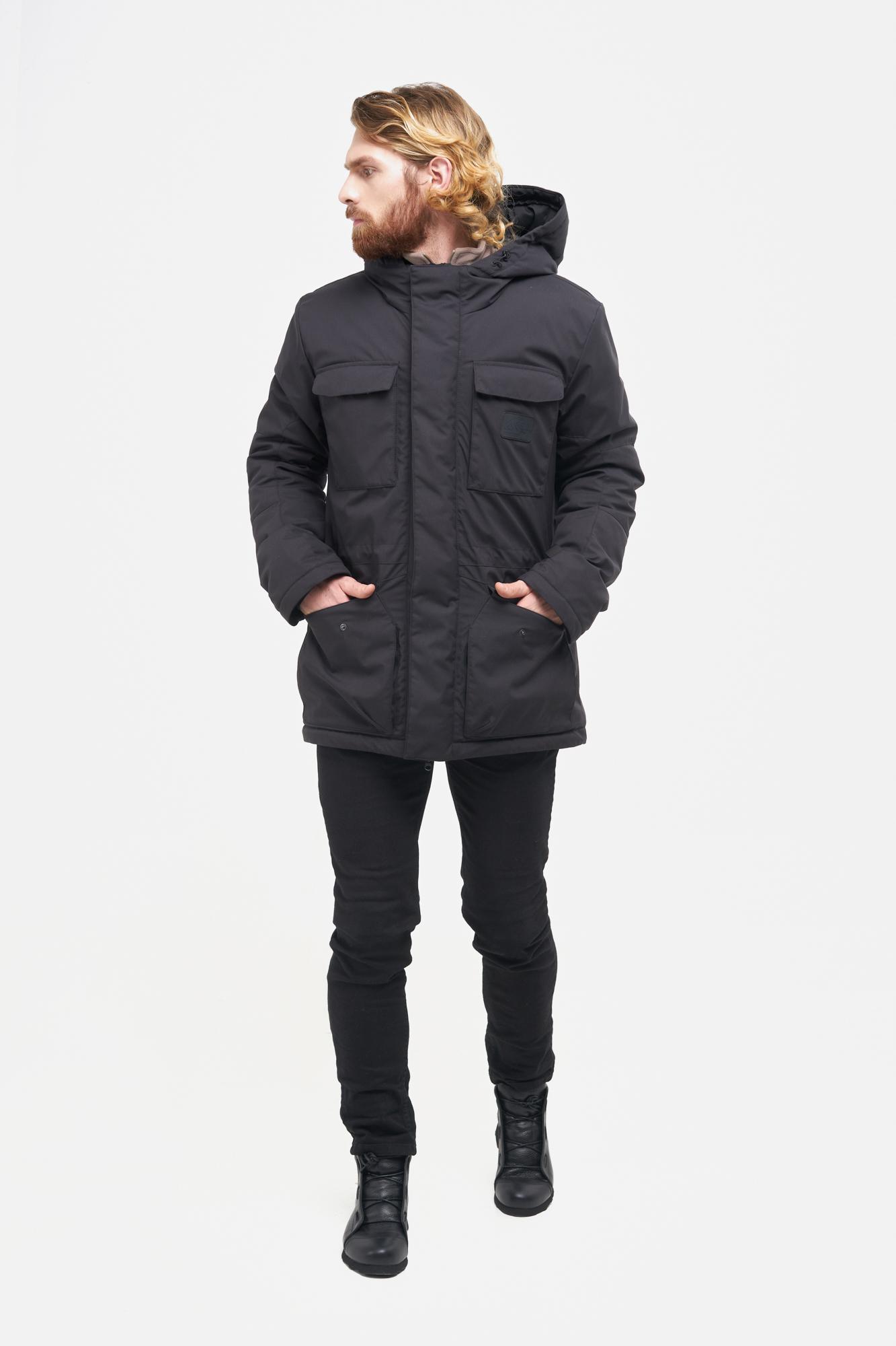 Купить Утепленная куртка парка, Urbantiger