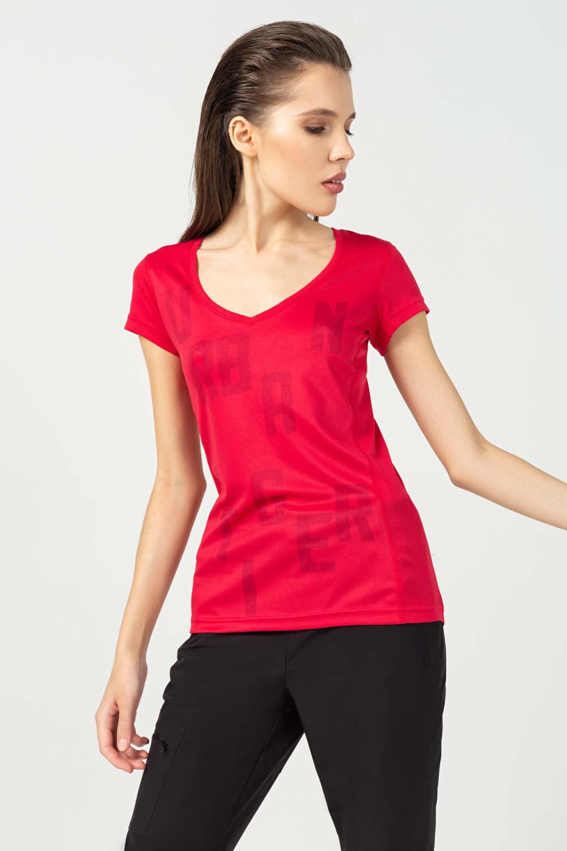 Купить Красная футболка с буквами, Urbantiger