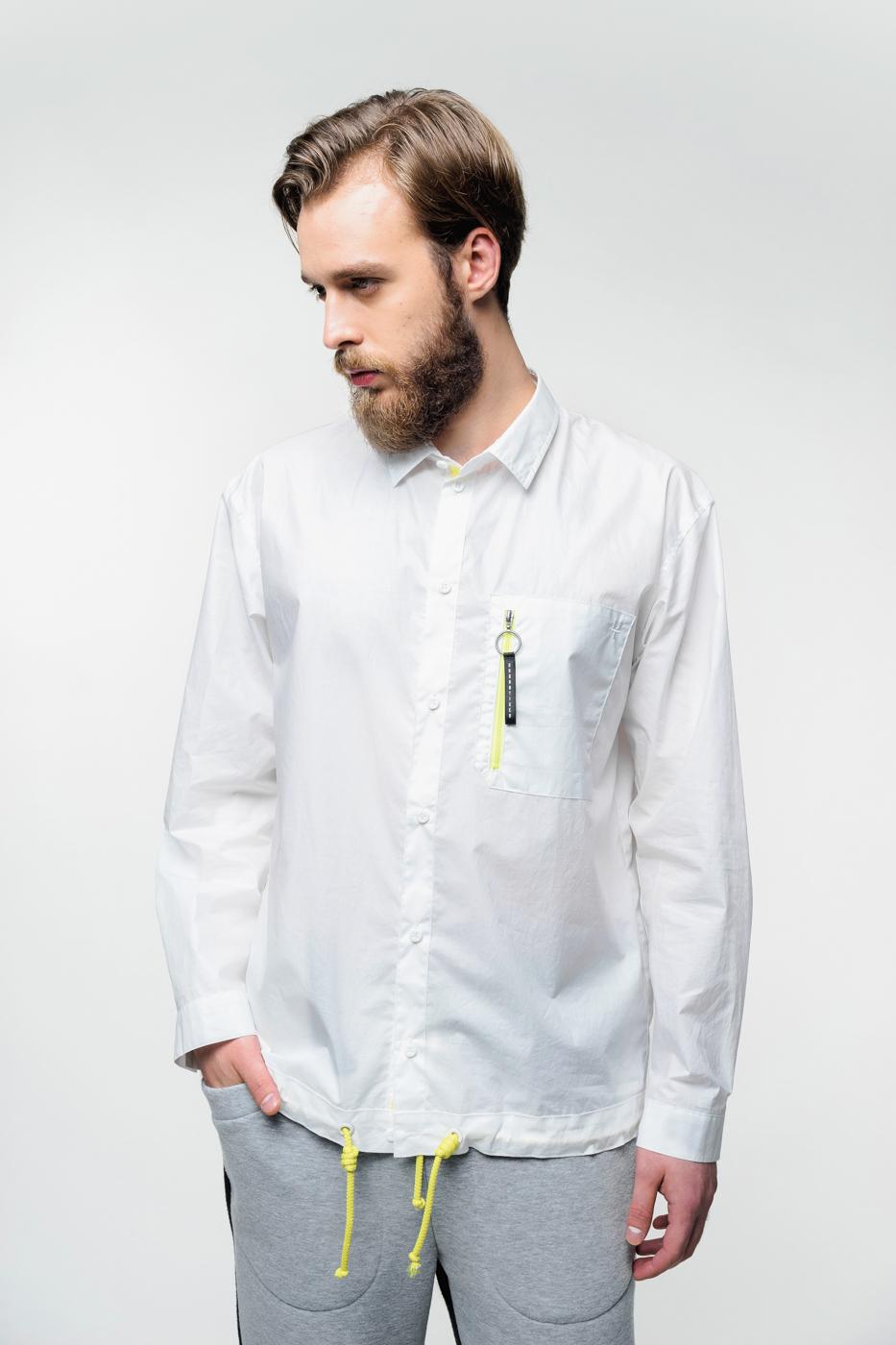 Купить Рубашка в спортивном стиле, Urbantiger