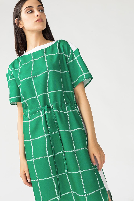 Платье в клетку от Urbantiger