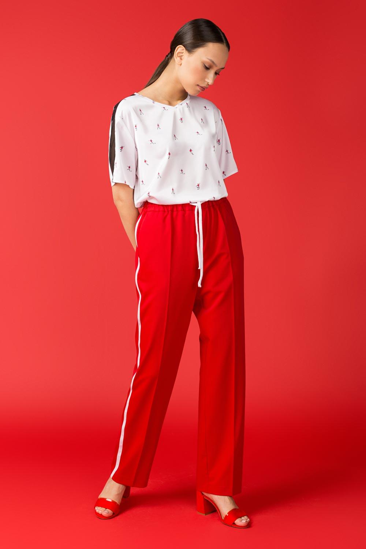 Купить Прямые брюки с лампасами, Urbantiger
