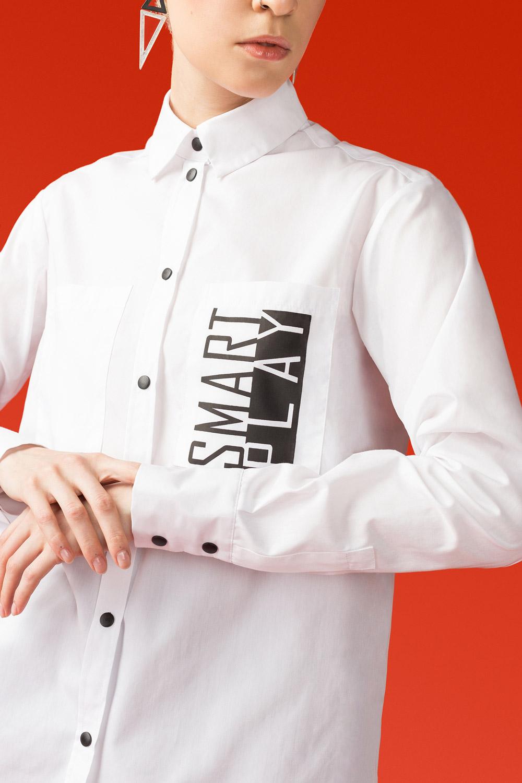 Купить Рубашка с принтом, Urbantiger