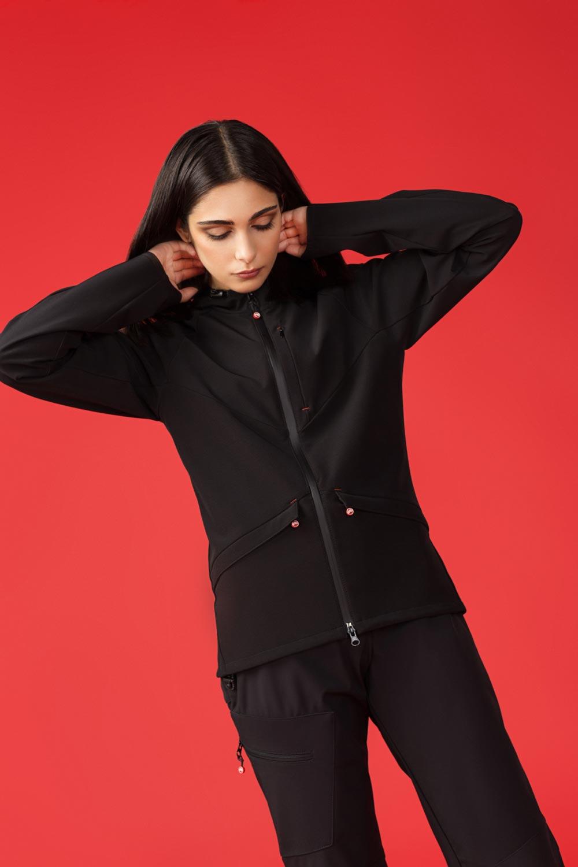 Купить Куртка из материала Soft shell, Urbantiger